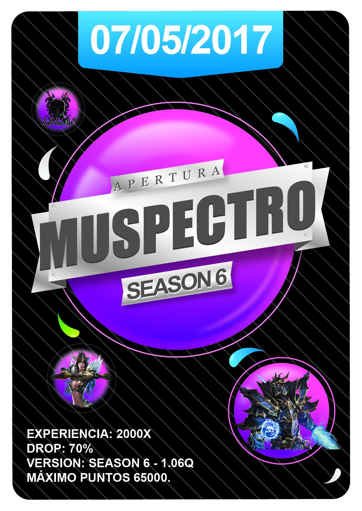 Spectro-MU [2000x | 70%] S6EP3 [PVP 100%] 07/05/2017 Hoy..! FJJabD