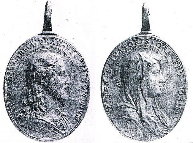 Recopilación medallas con el Rostro de Cristo ( Salvator Mvndi II) Anjq