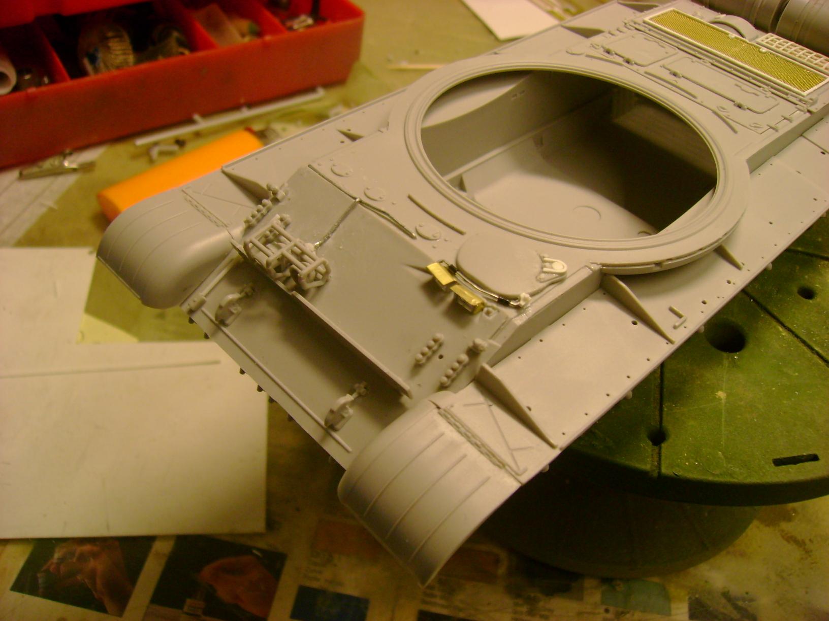 T-62 Trumpeter ...Terminé Up du 11/12... 32804508