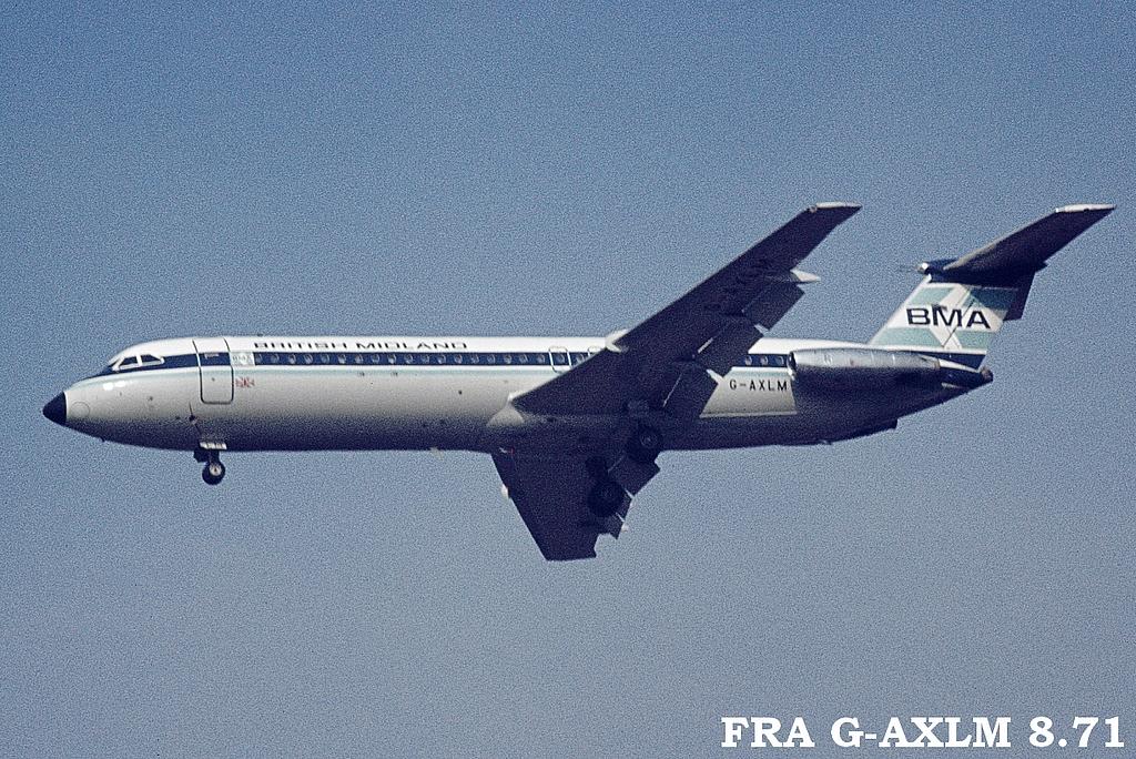 BAC1-11 in FRA 11fragaxlm