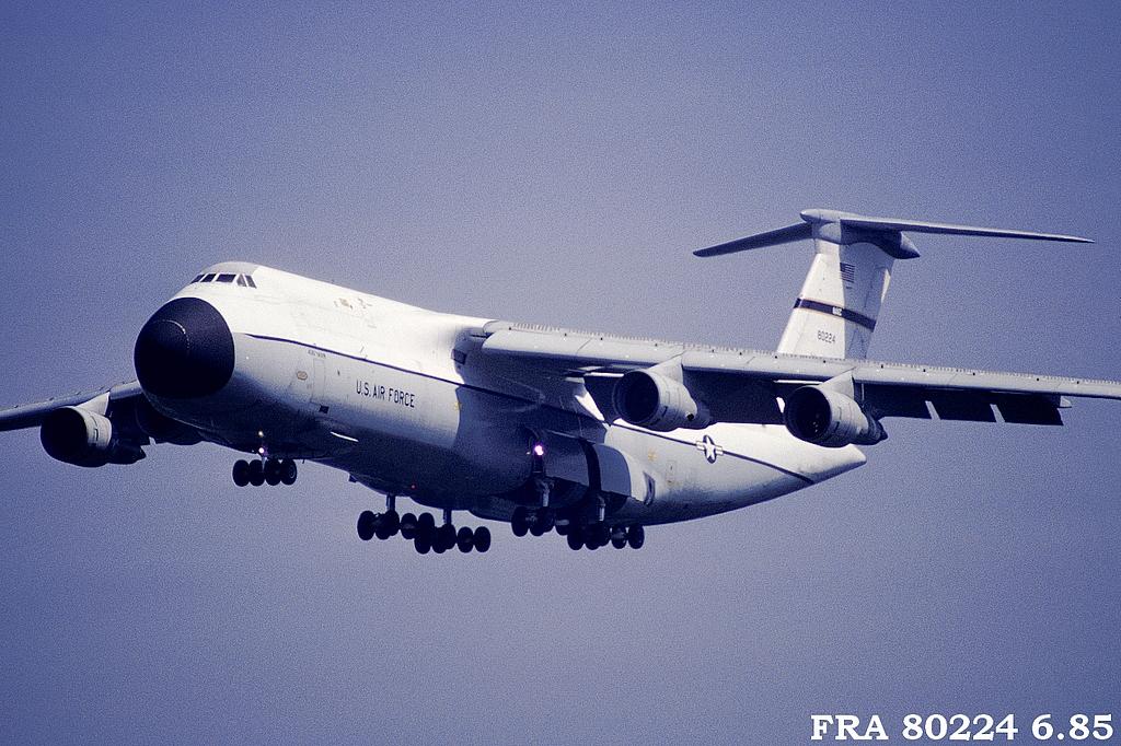 BAC1-11 in FRA Fra80224