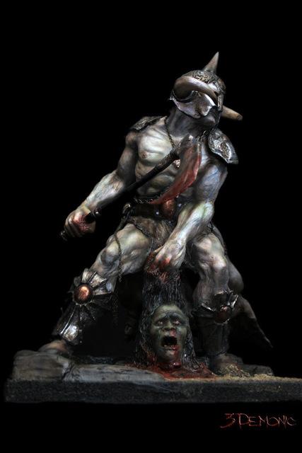 Barbarian Fan Collection Heroic-Fantasy (MAJ 01/01/13) Deathdealer06