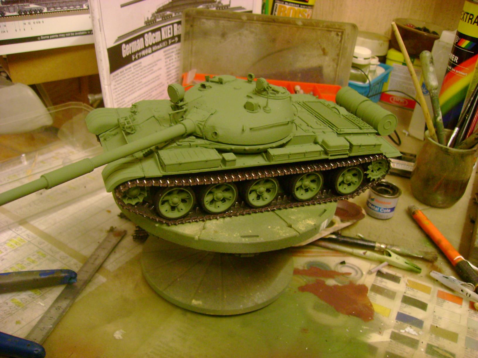 T-62 Trumpeter ...Terminé Up du 11/12... - Page 2 98521709