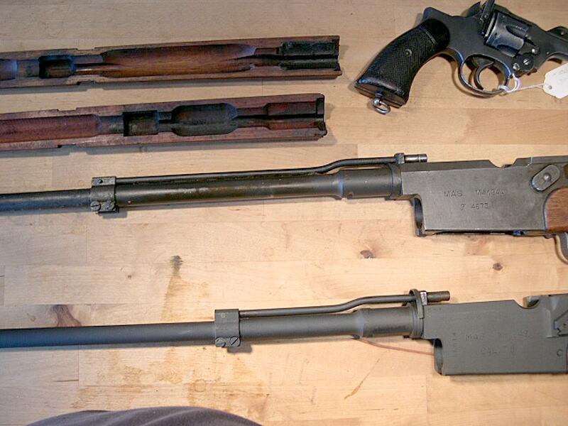 FSA MAS 44 TYPE A M44a1a