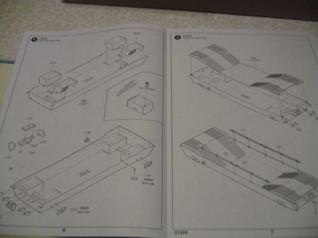 Review kit German Panzertragerwagen . 1/35 Trumpeter Img3690w