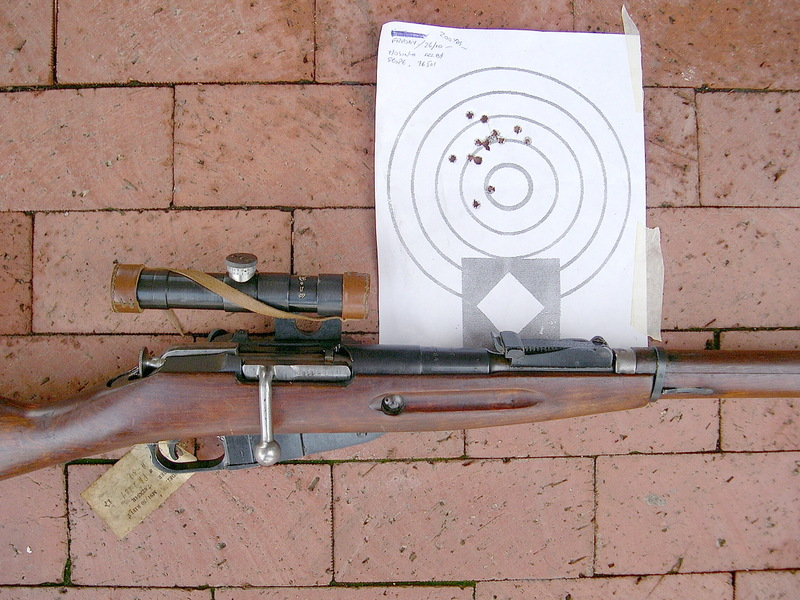 Mosin nagant PU sniper Snip1m