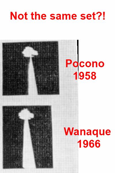 La Photo de Wanaque (1966). Wanaquepocono