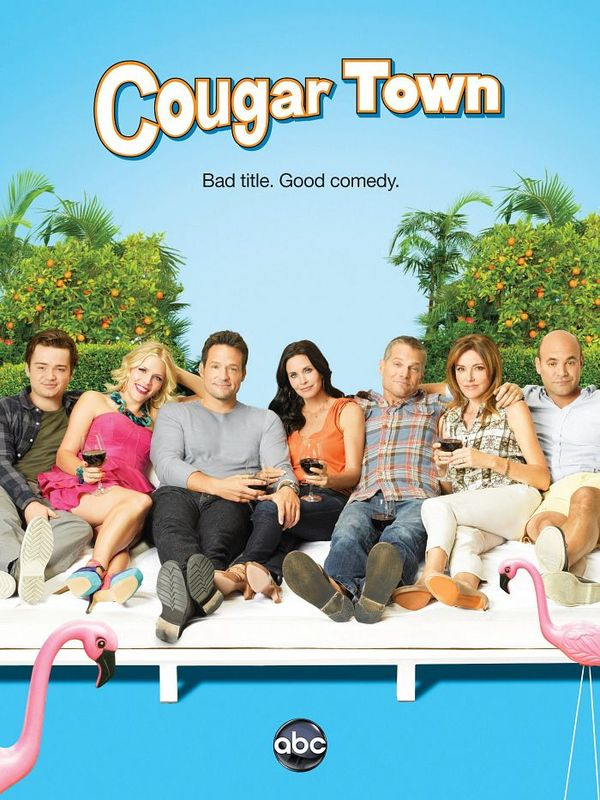Cougar Town Seasons 01-05 | S05E01-E13 HDTV 27x6