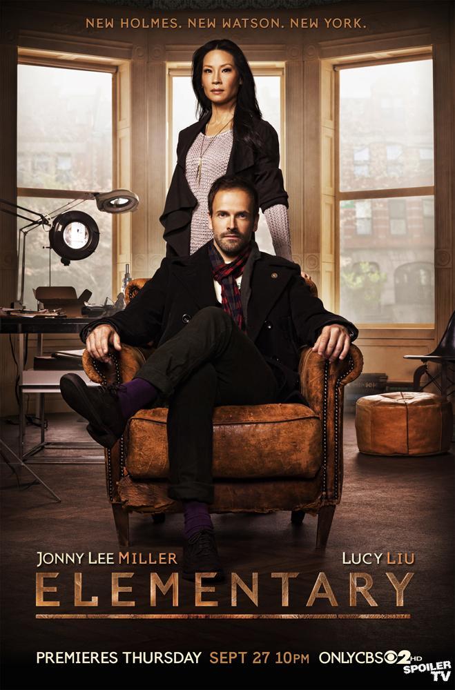 Elementary Seasons 01-03 | S03E01-E13 HDTV 720P Elementarykeyart1207291