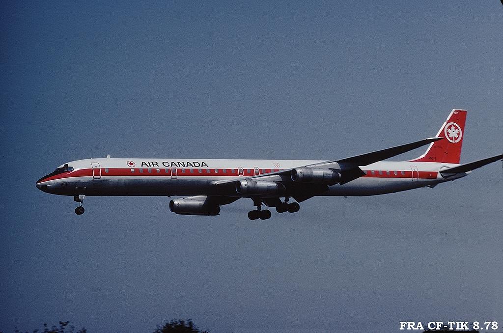 DC-8 in FRA - Page 2 Cftik