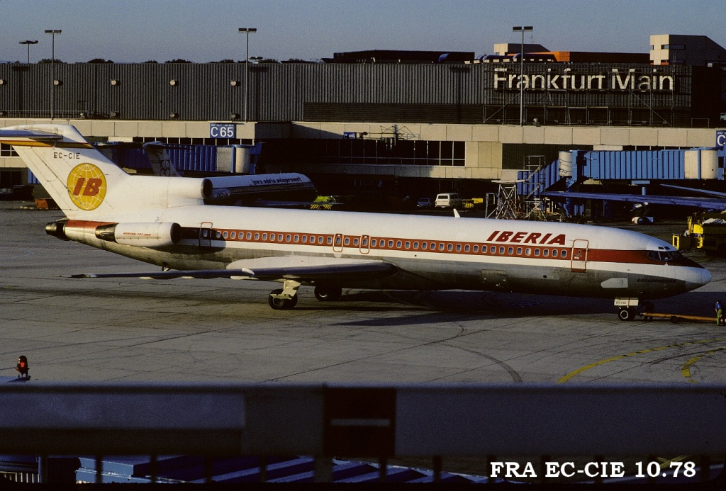 727 in FRA Fraeccie