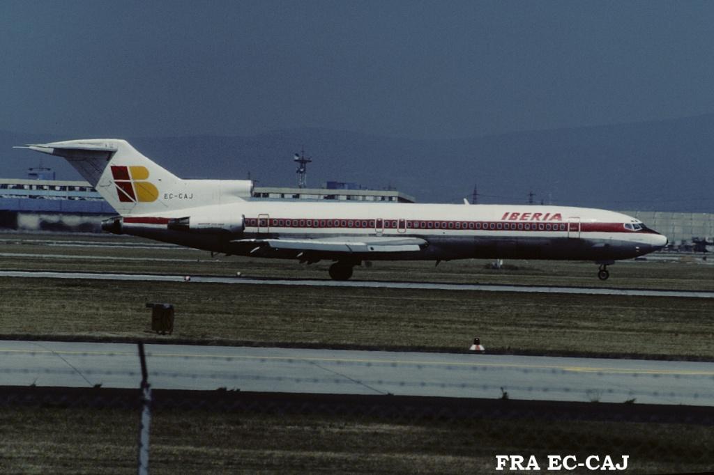 727 in FRA Fraeccaja