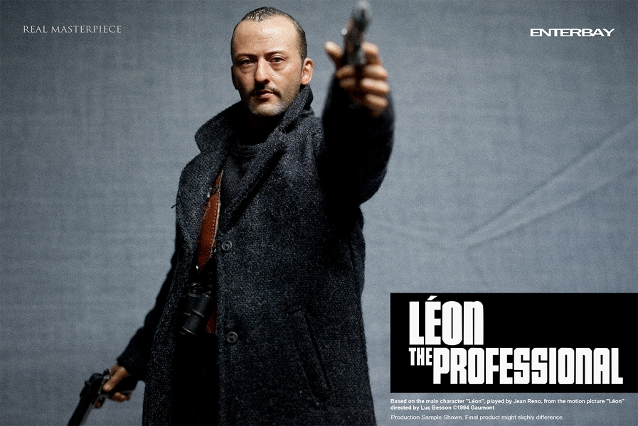 [ENTERBAY]   Leon: The Professional - 1/6 REAL MASTERPIECE - Página 2 2309206