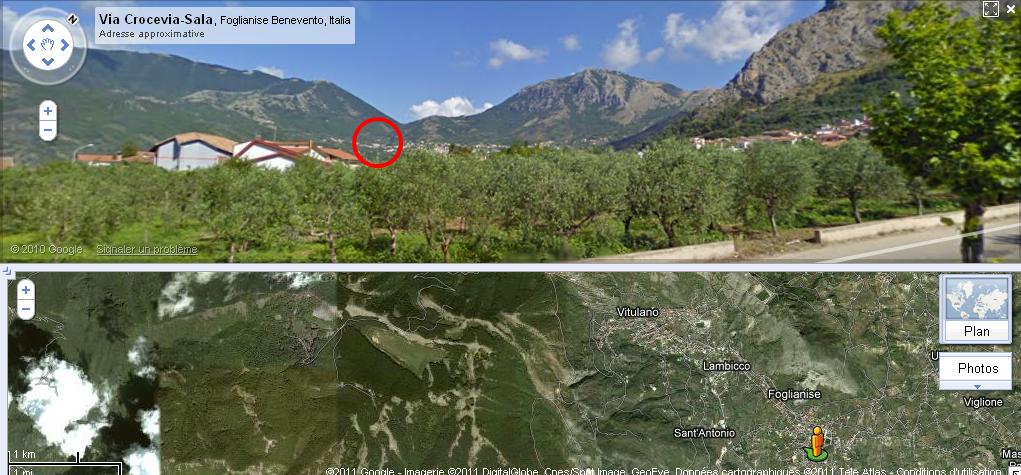 Vidéo : OVNI à San Nicola Manfredi, Italie, le 13/06/2010 - Page 3 Vue4