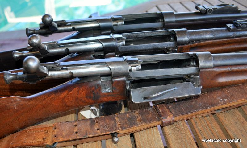 US Krag rifle Dsc0317m