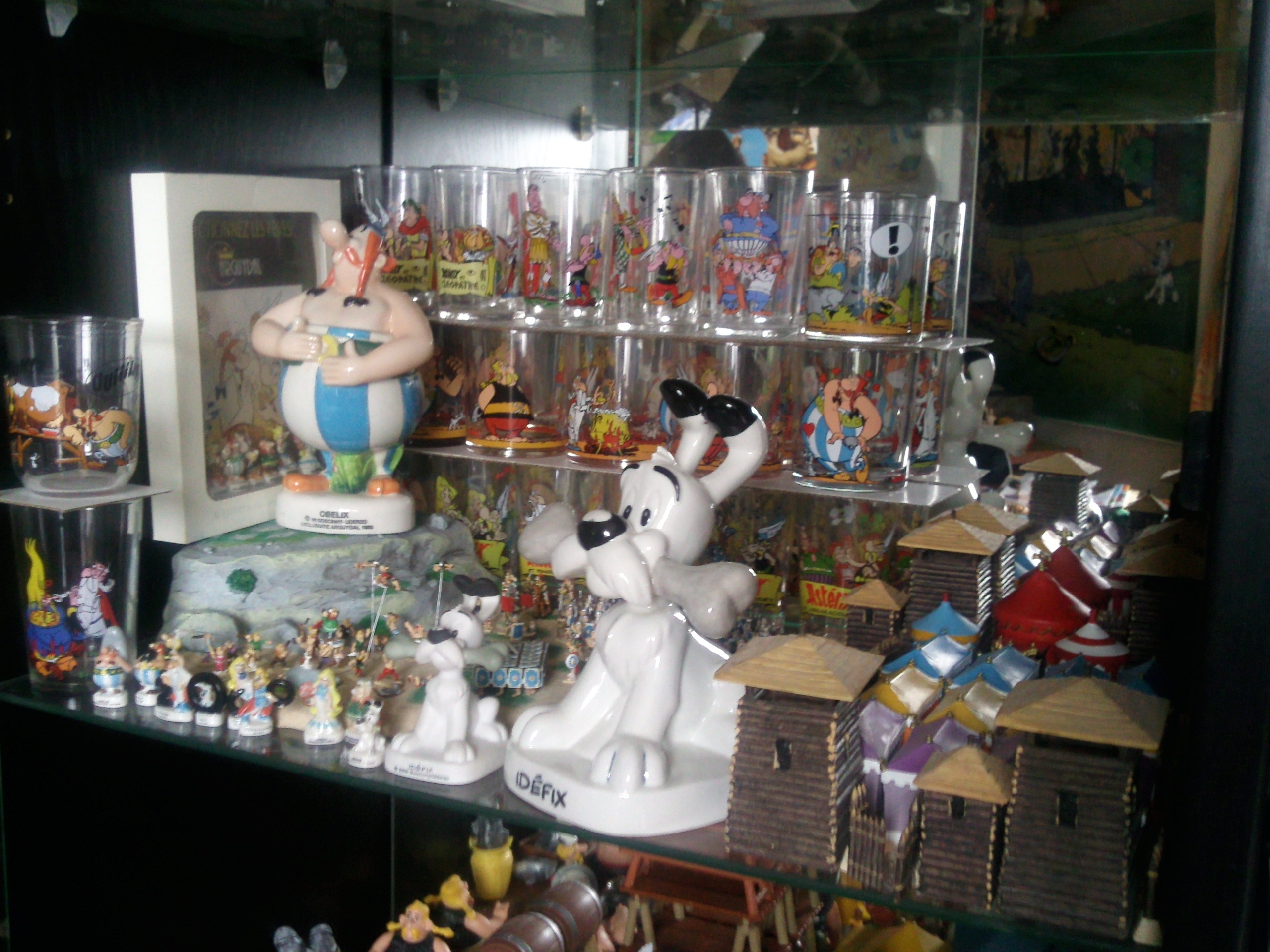 La collection Astérix de Karine Photo0003xy