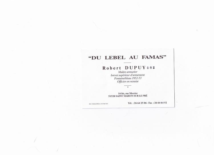 Le FRF2 - Page 2 Dupuis
