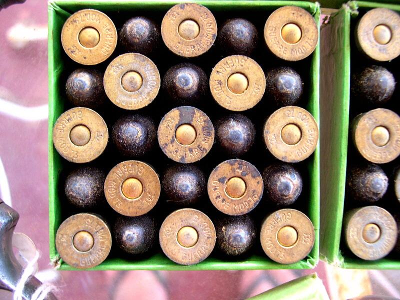 Munitions 1873. Ammo73a3