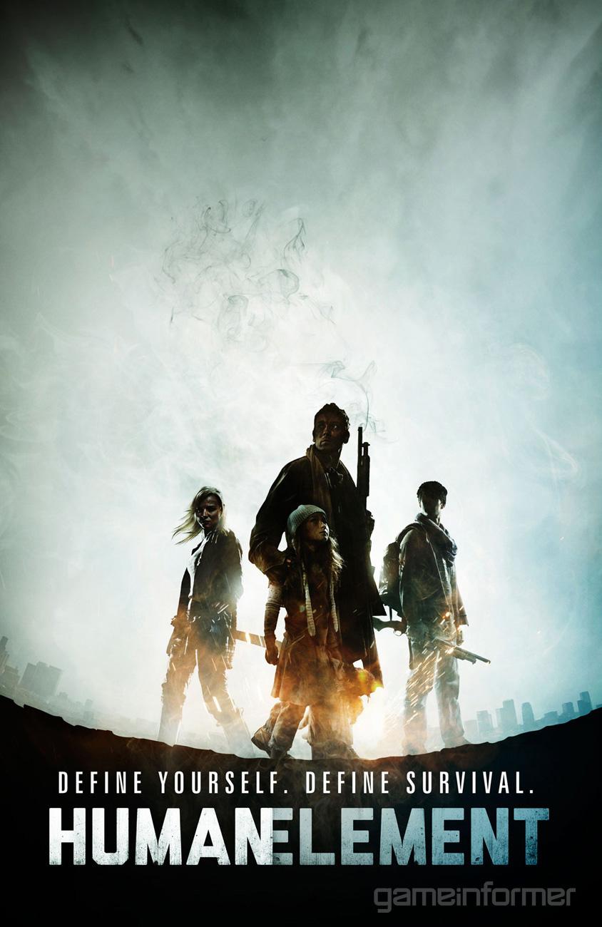 Human Element : premier jeu next-gen annoncé ! Humanelement1