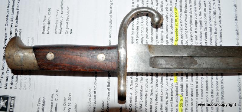 ROLLING BLOCK 1901/14 Cal 8mm LEBEL - Page 2 Dsc0287m