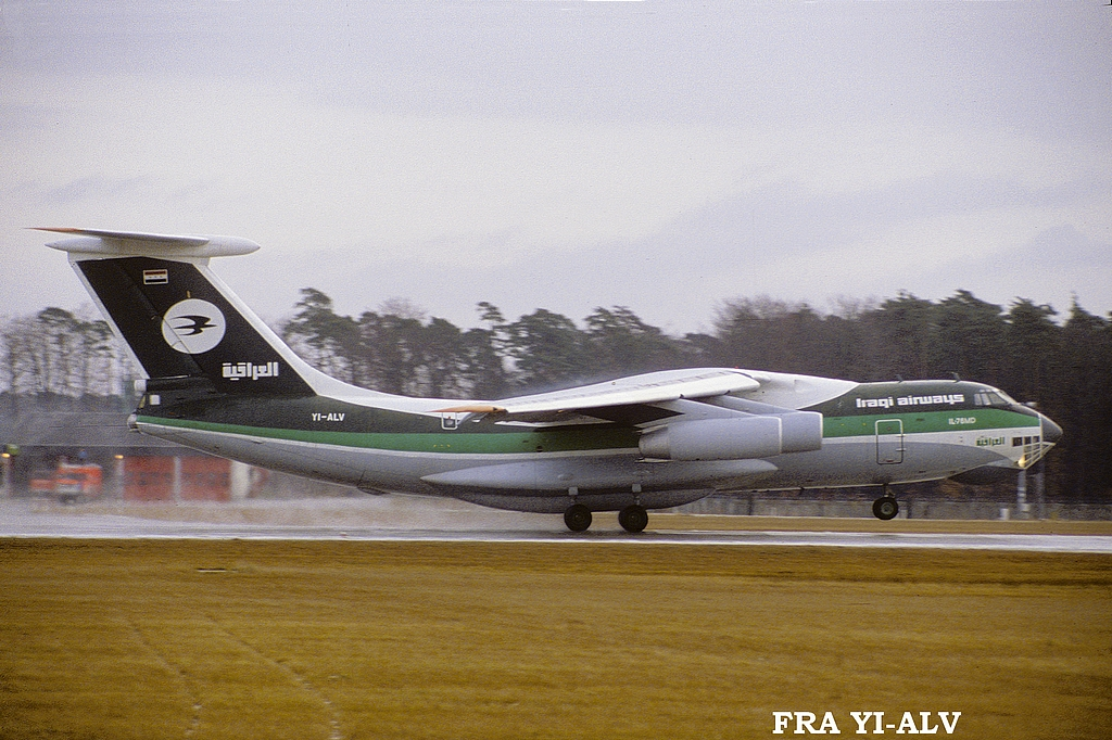 IL-76 in FRA Frayialv