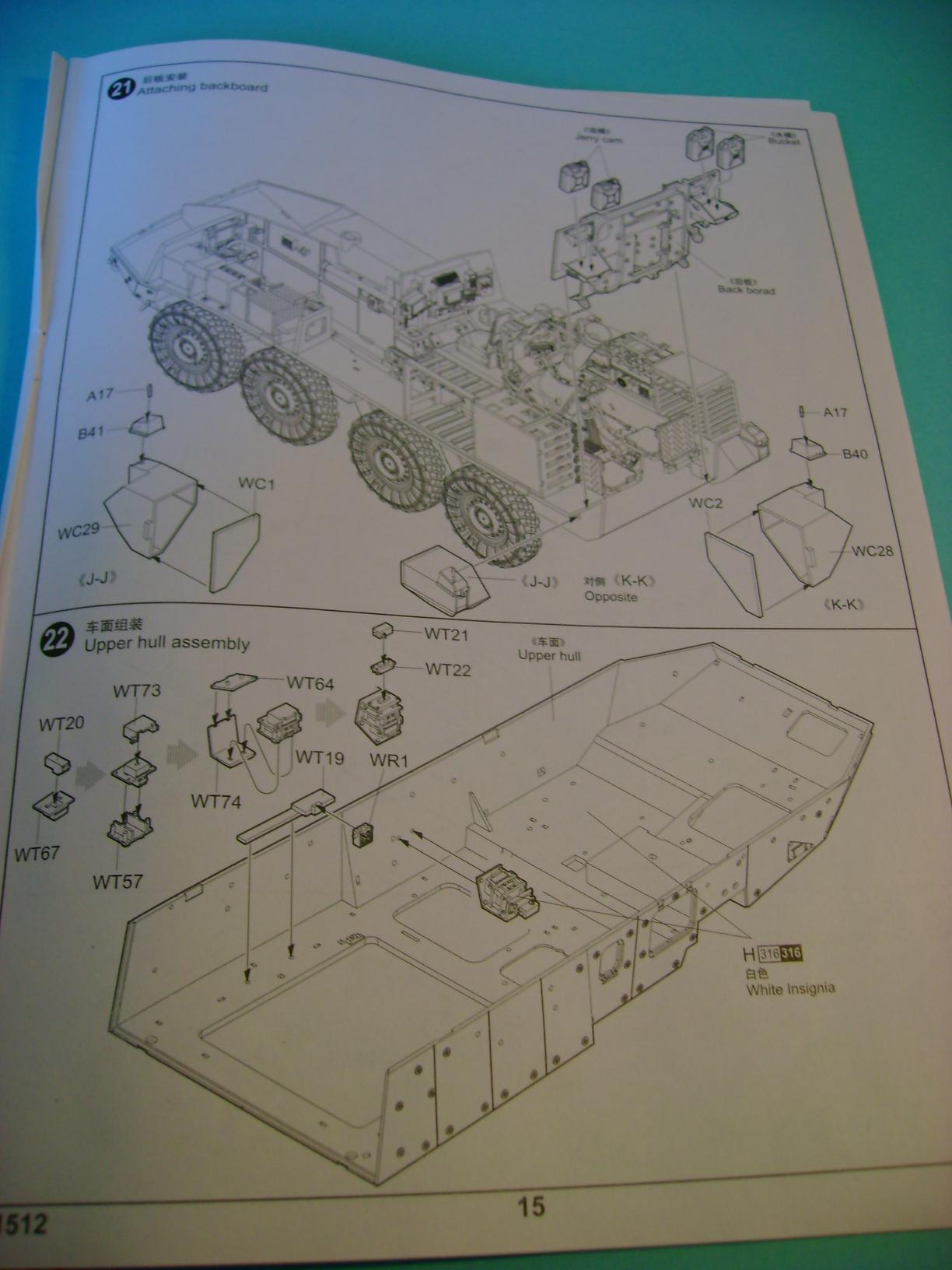 Review Kit M1129 Stryker Mortar Carrier Vehicle MC-B Trumpeter 1/35... Dsc02245d