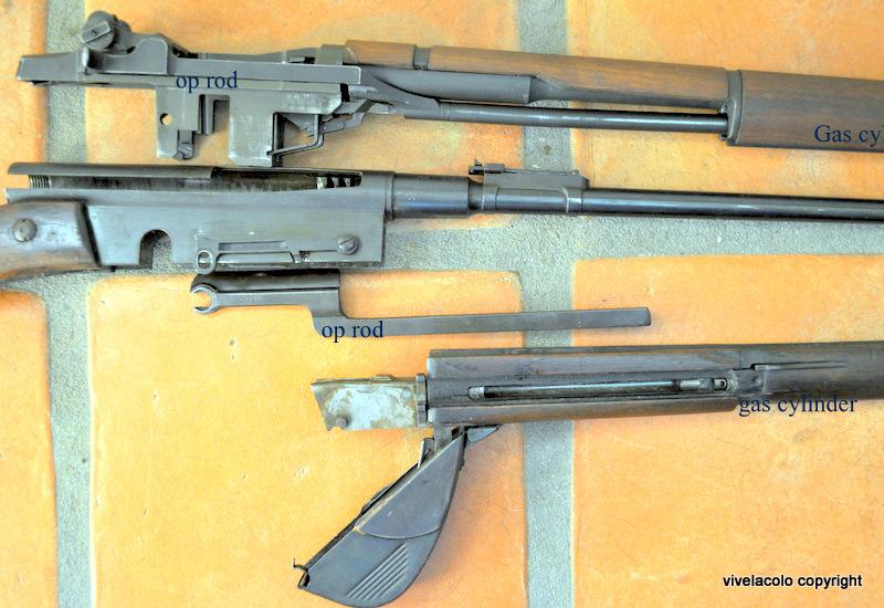 RSC 1917  et   Garand  Dsc06081z