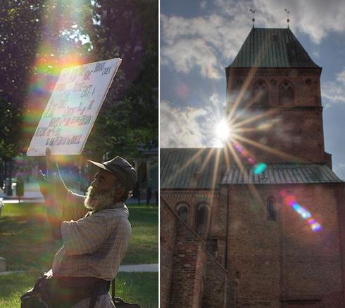 Photographie et vidéo - Artefacts, effets et méprises - Page 6 Churchandpreacher