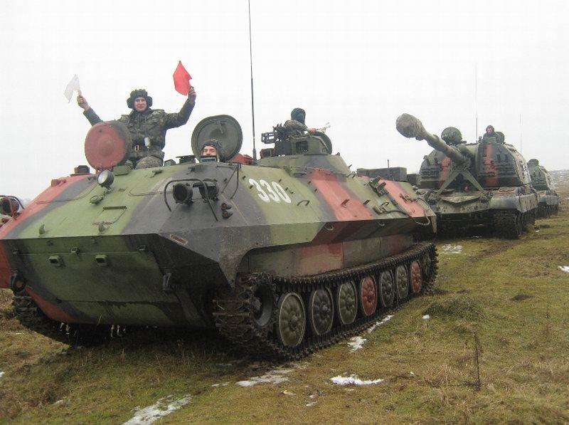 Ukrainian Armed Forces / Zbroyni Syly Ukrayiny 20110114475621510040692
