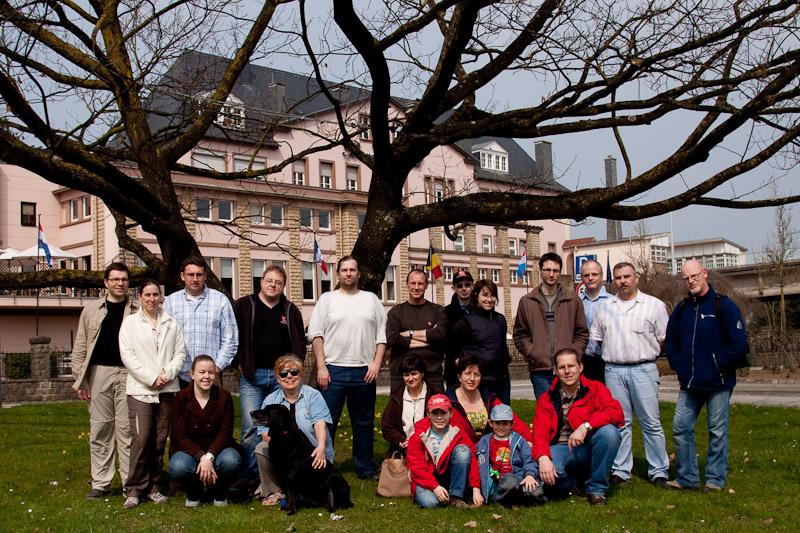 Sortie photo aux jardins des Papillons à Grevenmacher (L) 04 AVRIL 2009 - Les photos Mg1620