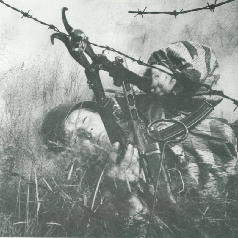 Polish 50's-60's splinter Koa1k