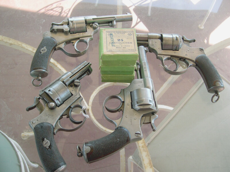 Munitions 1873. Ammo73a6