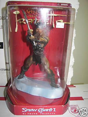 Barbarian Fan Collection Heroic-Fantasy (MAJ 01/01/13) D7061
