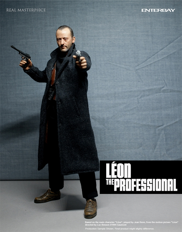 [ENTERBAY]   Leon: The Professional - 1/6 REAL MASTERPIECE - Página 2 2309203