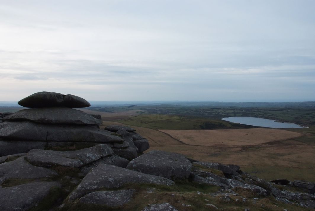 Climbing Roughtor, a Bronze Age site 97625379