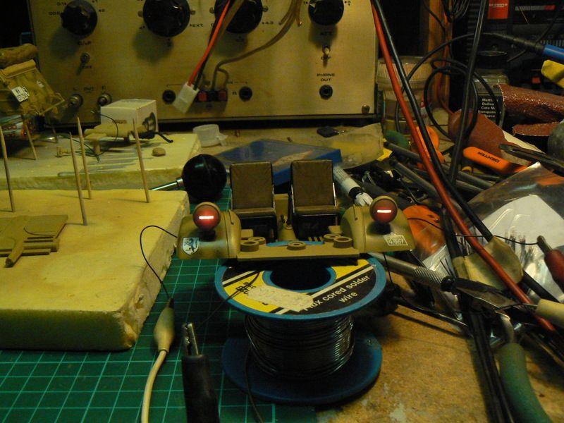 Wip Kubelwagen Tamiya 1:16 RC P1000703a