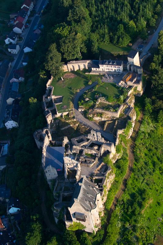 Vol en montgolfière (G.D. Luxembourg) - 20 juin 2009 - Les photos Mg53172009062050d