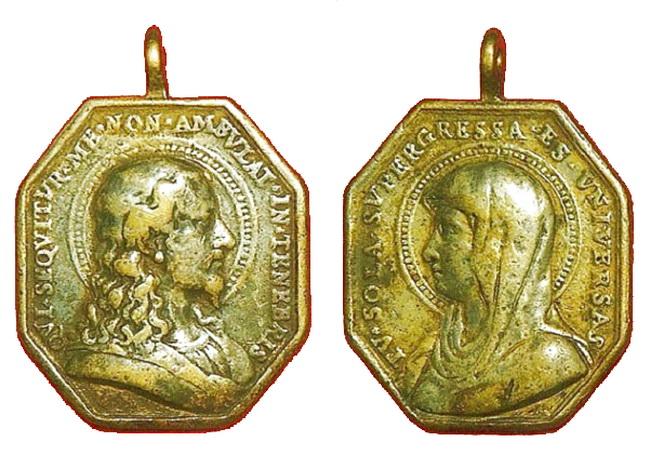 Recopilación medallas con el Rostro de Cristo ( Salvator Mvndi II) Hjnv