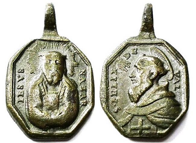 Recopilación medallas con el Rostro de Cristo ( Salvator Mvndi II) Xb76