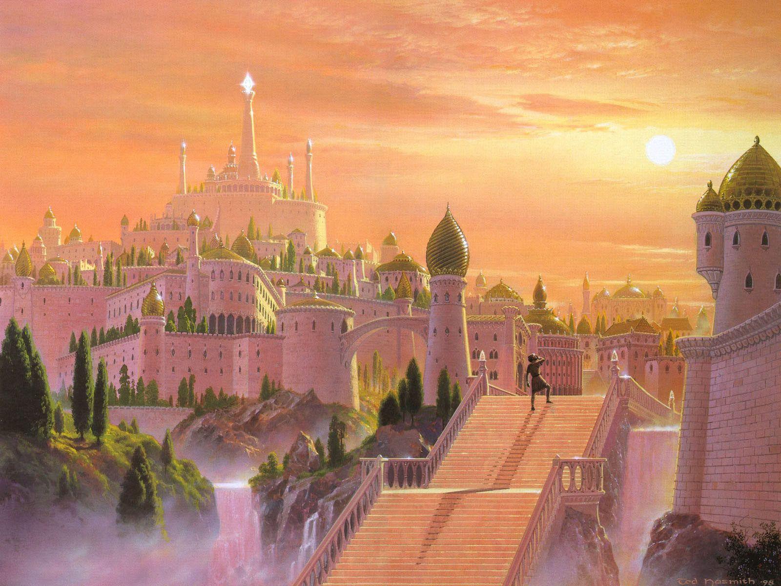 Hình 3D Castle1600b