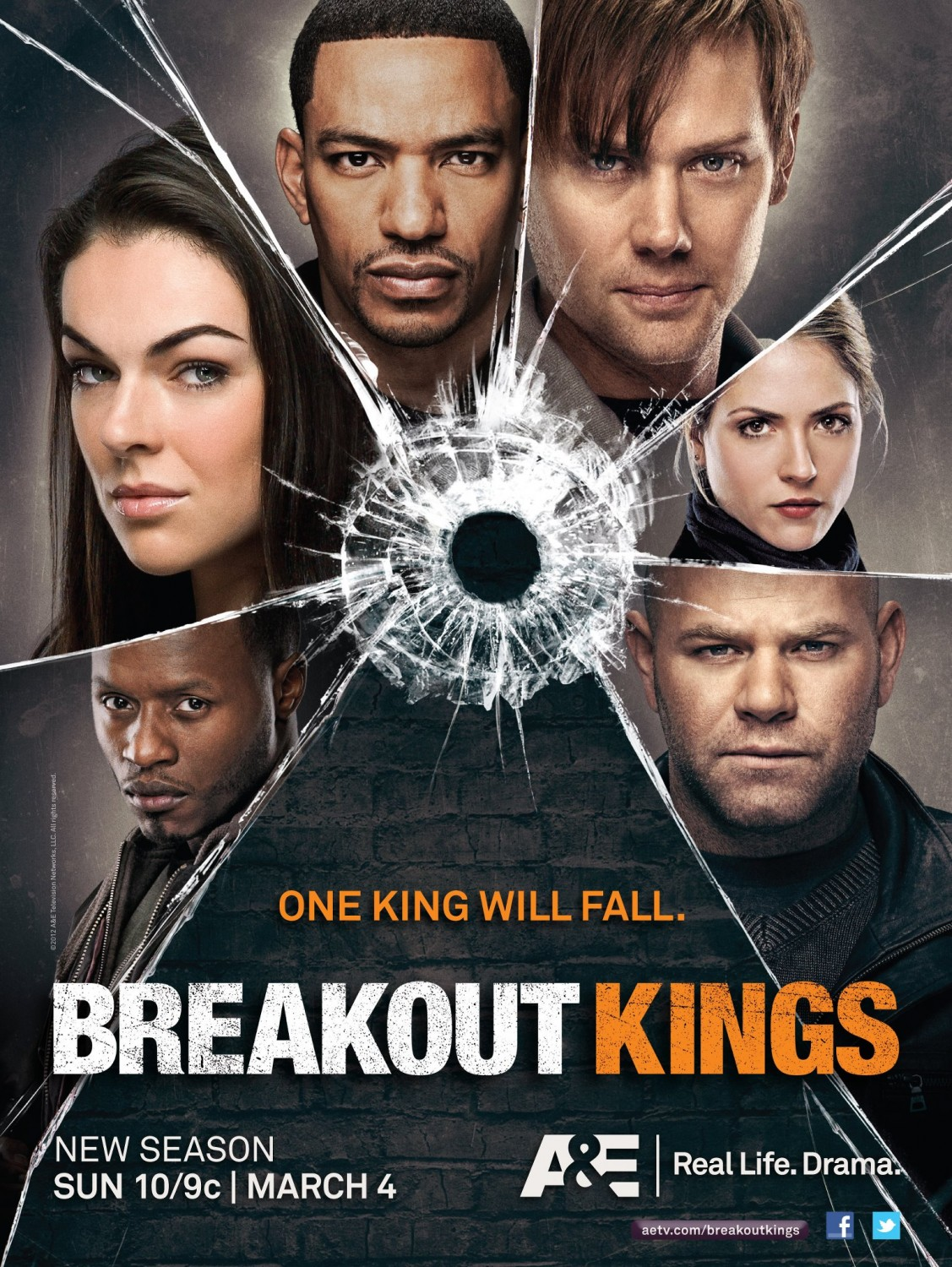 Breakout Kings S01 DVDRip | S02 HD Breakoutkingss2poster1