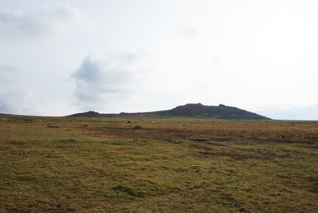 Climbing Roughtor, a Bronze Age site 93936035