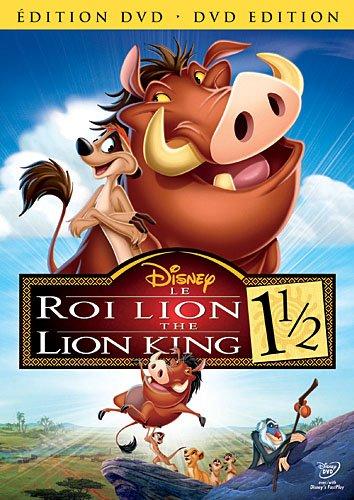 [BD + DVD] Le roi lion 2 et 3 (Novembre 2011) - Page 2 0743t