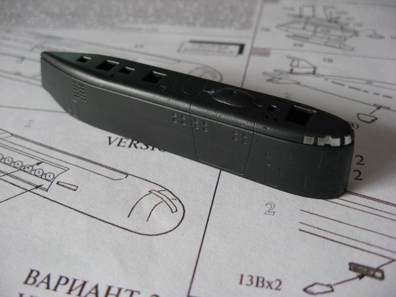"Zvezda Sous-marin K-266 'Oriol"" au 1/350 Img4126sa"