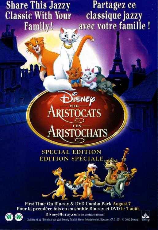 [BD + DVD] Les Aristochats (8 août 2012) - Page 2 Ccf2012020900002