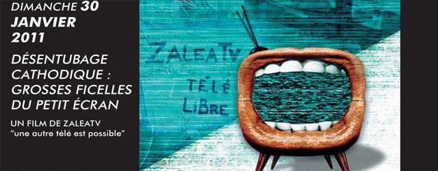 Tout sur la télévision, arme ultime du NOM Desentubagecathodique