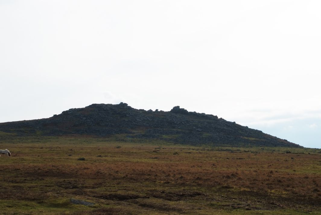 Climbing Roughtor, a Bronze Age site 90205112