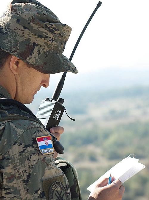 Forces Armées Croates /Croatian military /Oružane Snage Republike Hrvatske 2011100471100166
