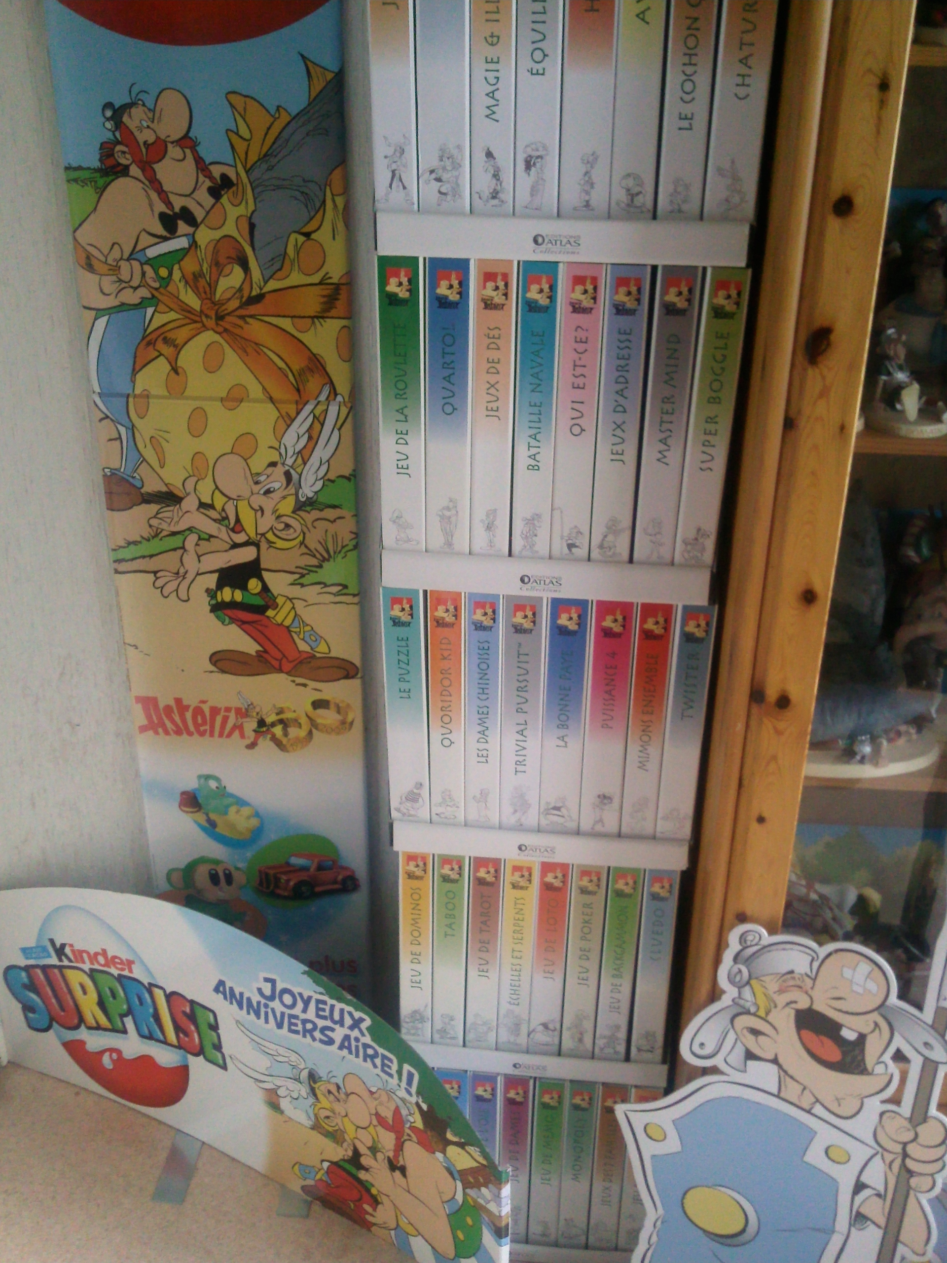 La collection Astérix de Karine Photo0253e