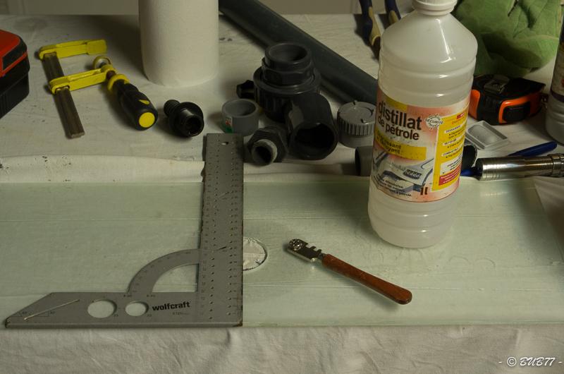 DIY - Fabrication d'un ATS Algae Turf Scrubber Kicm